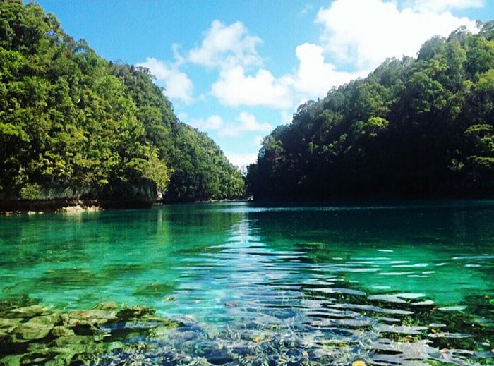 Bucas Grande. Water Scenics Beauty In Nature Philippines Beauty In Nature Perspectives On Nature