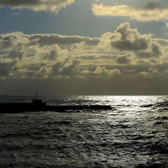 before sunset Sea Sky Sea Of Japan Before Sunset Sunshine Ataka Sunset 50mmf1.4 50mm 1.4