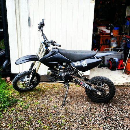 Tjena hojj! Motorcykel Fiddy Midsize Black Clean my Beauty gangster olaglig javet jj jj_forum