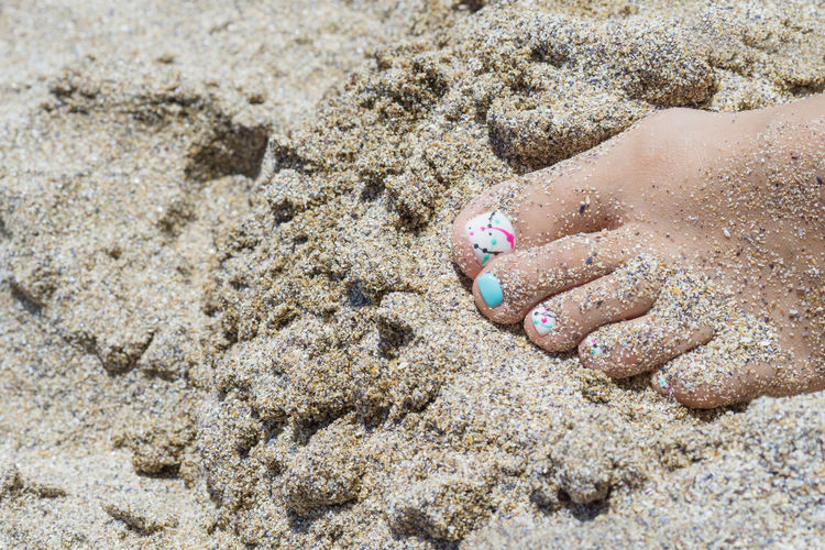 Yummy looking nail polish :D Foot Nail Polish Nails Beach Blue Body Part Candy Close-up Day Holiday Human Body Part Human Foot Land Leisure Activity Marine Nail Art Nature One Person Outdoors Sand Sandy Beach Sea Skin Toes Vacations