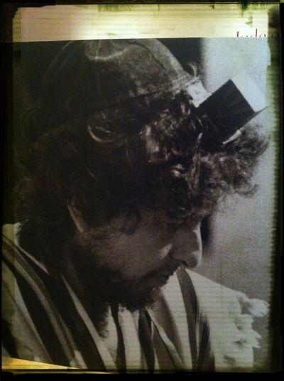 Berlin Photography Bob Dylan Teffilin
