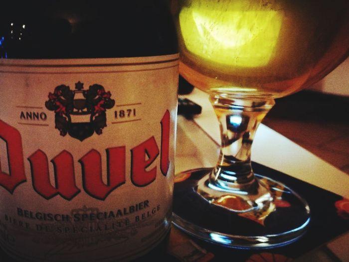 Belgian pleasure Biere Cerveza