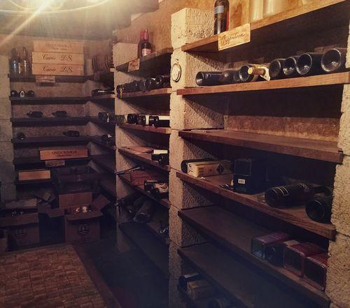 Bottle Viños Shelf Storage Compartment Indoors  Wine Wine Bottle Wine Cellar Wine Rack