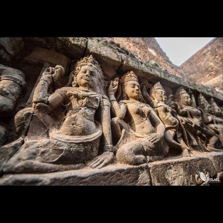 Angor Thom Siem Reap, Cambodia March 2014 EyeEm Best Shots Travel Photography Cambodia Angkor Thom