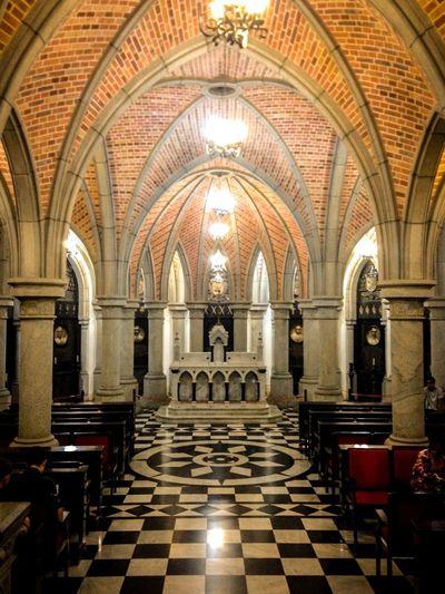 Crypt Church