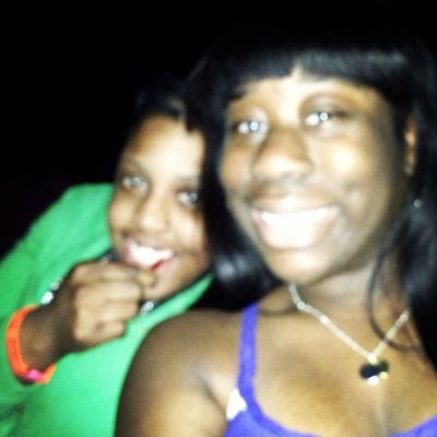 Me And My Cousin At The Movies