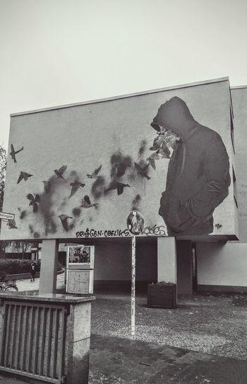 Streetart/graffi