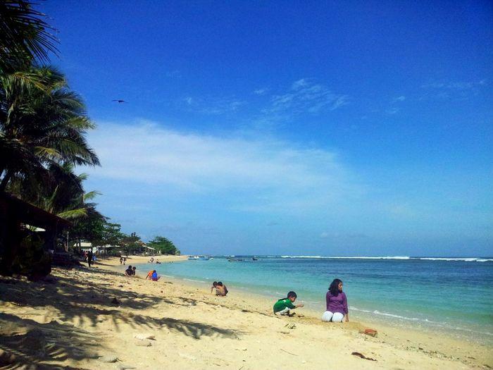 UJUNG GENTENG BEACH . WEST JAVA. INDINESIA Relaxing Enjoying Life Shadows & Lights Holiday