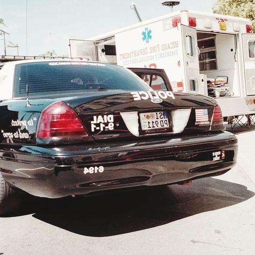 Police Car USA