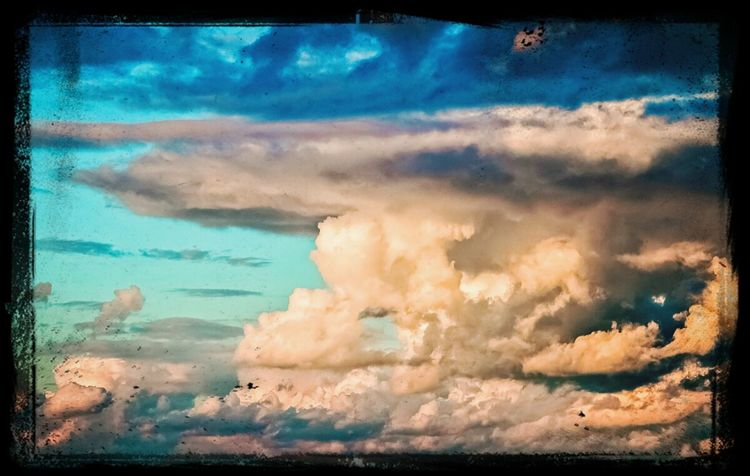 Stormy Weather Sky Sky_cllection  Pantone Colors By GIZMON