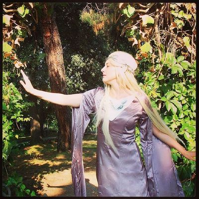 Galadriel Lorien LOTR Hobbit cosplay