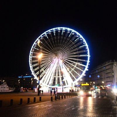 Marseille порт