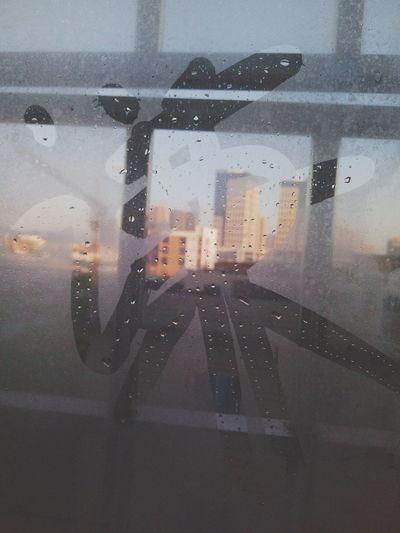 早早早 Fujian Zhangzhou Longhai Window Vehicle Interior Wet Transportation Drop Sky