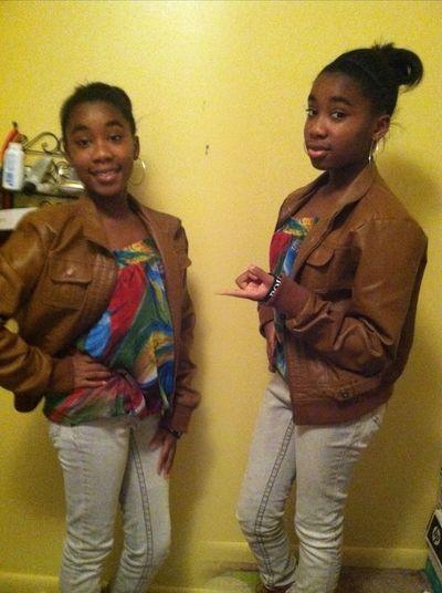 Me &&'d My Twin