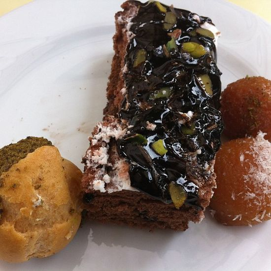 Mihrabat Koru Park Koru pasta kek cake tatli istanbul