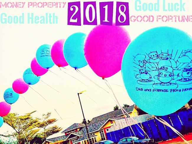 HAPPY NEW YEAR 2018 New Year's Eve New Year 2018 EyeEm Ready