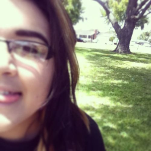 Never take a photo with my ipod. Babes Jazzie Park Sorry not sorry
