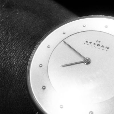 Instabest Instacool Light Watch b&w myself friend gif