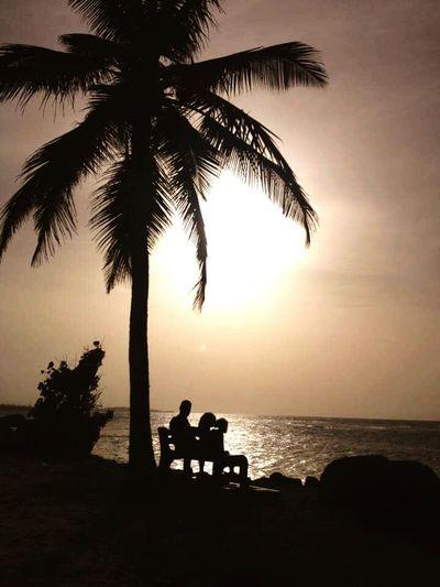 Relaxing Puerto
