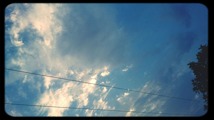 finally a slightly cooler day in Lahore after a long time. enjoying the breeze. Clouds And Sky Skyporn Cloudporn