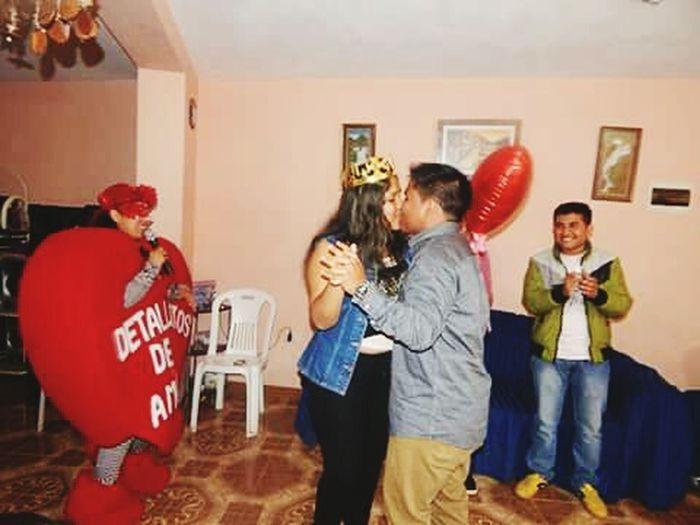 Amor ♥ Parejas♡ Baile Besos