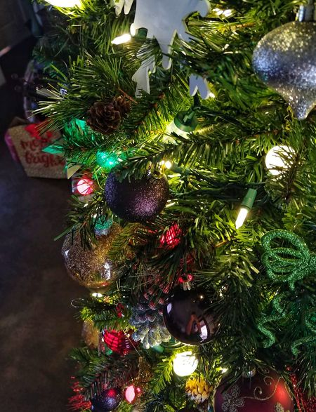 Merry Christmas Holidays Thankful Blessed  MerryChristmas Ornaments Tree No People Close-up Taking Photos Mobile Photography LGV30 LGV30photography Christmas Tree Christmas Decoration Celebration Christmas Ornament Tradition Indoors  Close-up No People Tree