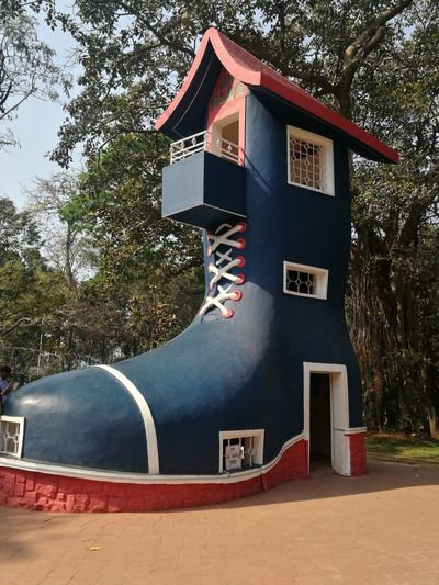 boot house in