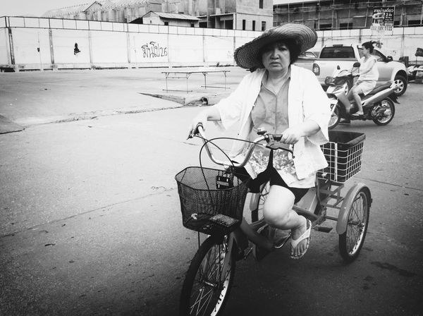 Strangers People Humanride Tricycle Streetphotography Open Edit EyeEm Bangkok