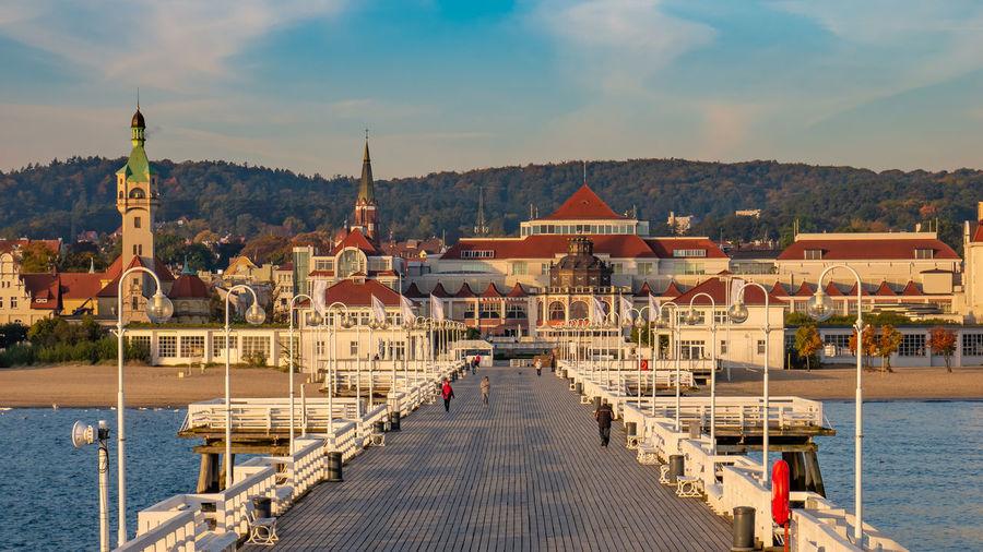 The Sopot Pier