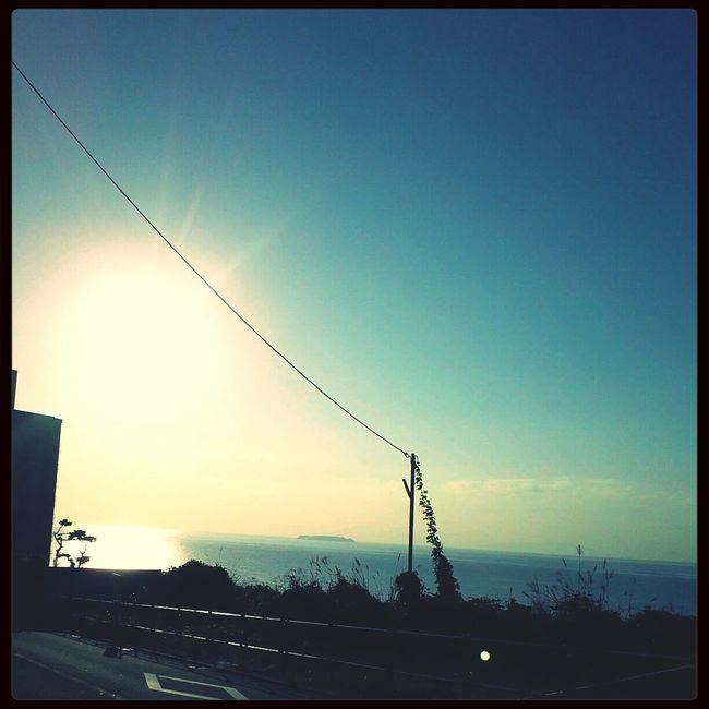 Morning Sunrise Atami