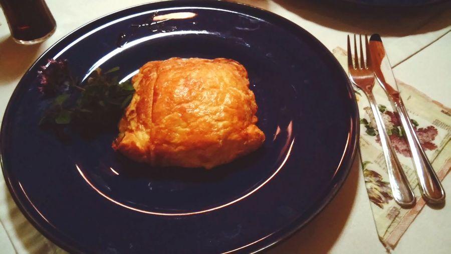 Empanada Spanish Food Blueplate Yummy! Food