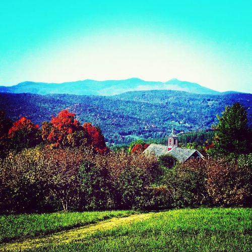 The EyeEm Facebook Cover Challenge Mountainvalleyfarm Vermont Thisisfall