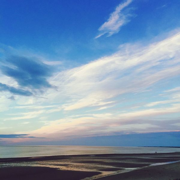 Pastel Empty Places Beach Colors Of The Sky Solitude Solitary Moments Lonely Loneliness Darkness Learn & Shoot: After Dark