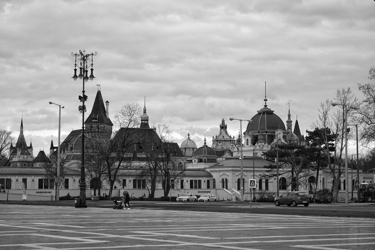 Hungary Photos Landscape Historic Site Taking Photos Cityscapes Bnw Bnw_life Bnw_captures Street View A Point Of View Walking Around Old Castle Travel Black And White Blackandwhite Streamzoofamily The Architect - 2017 EyeEm Awards The Great Outdoors - 2017 EyeEm Awards The Street Photographer - 2017 EyeEm Awards