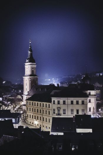 Greiz My City Nightshot Hdr Edit