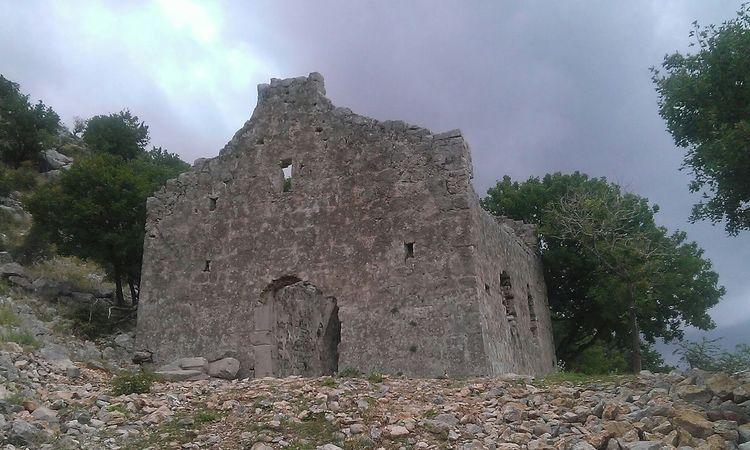 Old Church Archeological Chirch