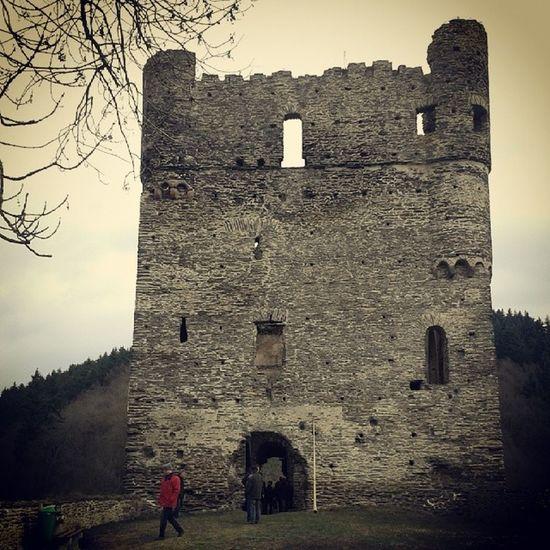Altes Gemäuer Neu in Szene Burg Balduinseck Hunsrück Buch Castello castle BurgBalduinseck Mittelalter Inaugurazione