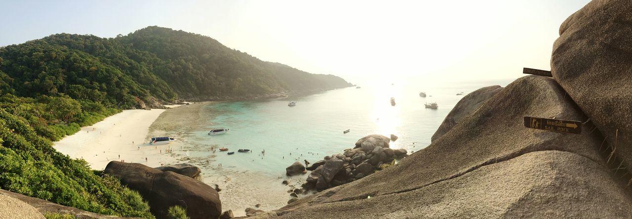 Thailand Scuba Diving Liveaboard Travel