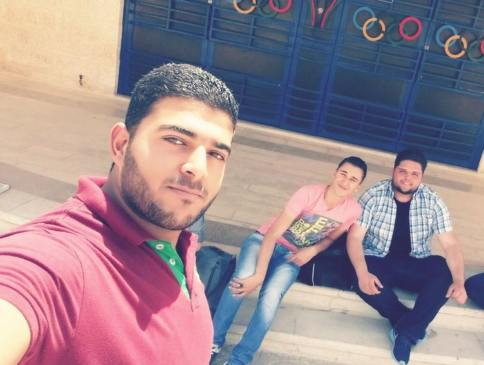 With Friends Zarqa University Taking Photos EyeEm