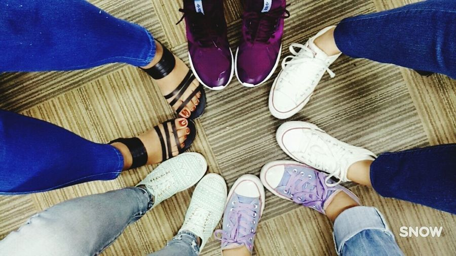 Out Of The Box Friends Shoe Indoors  Outdoors Journey Journal Happyfeets Happysouls