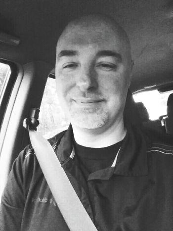 Driving Selfie Good Morning!
