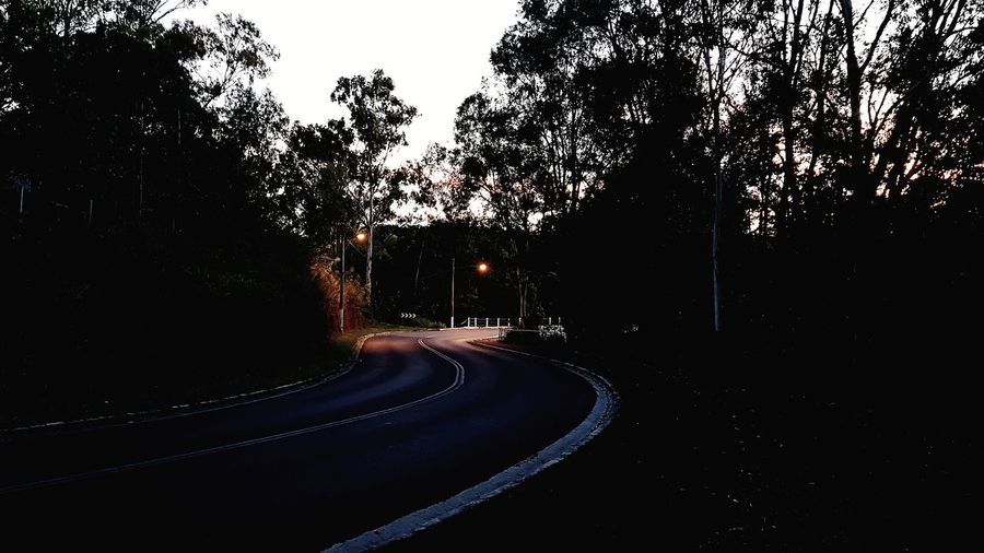 Streetphotography Streetlights And Shadow Australia Mareeba