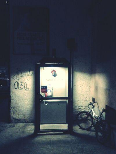 cabine téléphonique Pâquis Fromwhereistand Geneve Switzerland