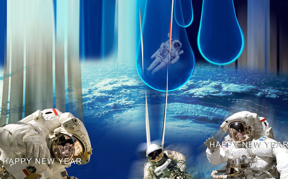 Photoshop Collage Digital Art Digitalpainting Art Spaceman