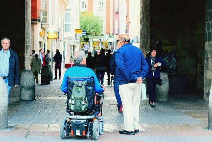 A back talks stories sometimes[2] Back Talk Tonnel Bokeh CaminodeSantiago On The Camino Pilgrimat Burgos, Spain
