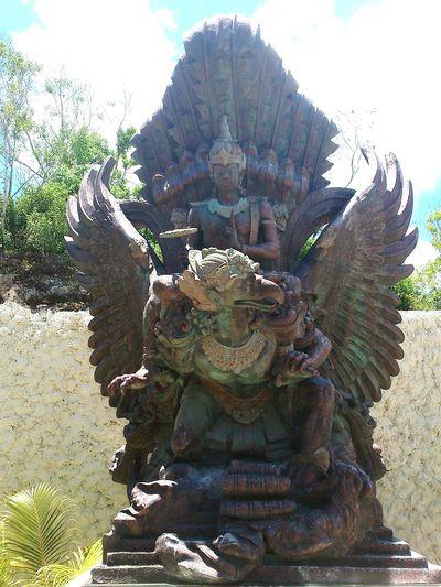 Garuda wisnu kencana Statue Garuda Wisnu Kencana Bali INDONESIA