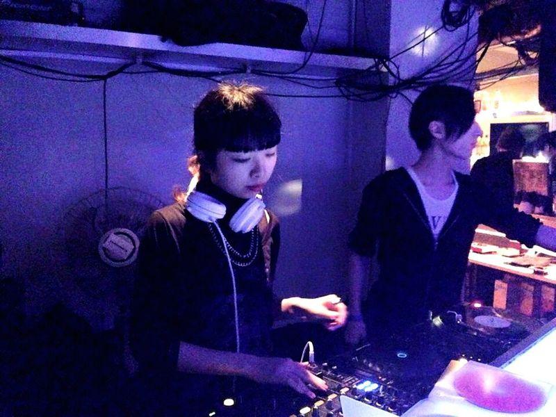DJing Housemusic