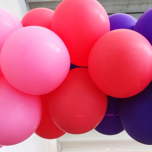Balloons in