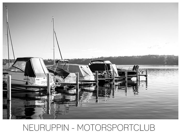 Silence Feinfarben Outdoor Photography Lake Germany Boat Harbour Summer Available Light Canon Black And White
