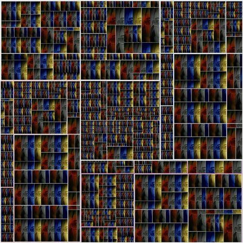 Mozaik Kollázs